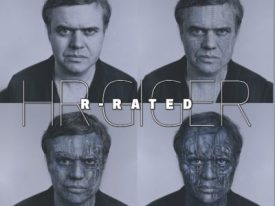 HR GIGER  R – RATED