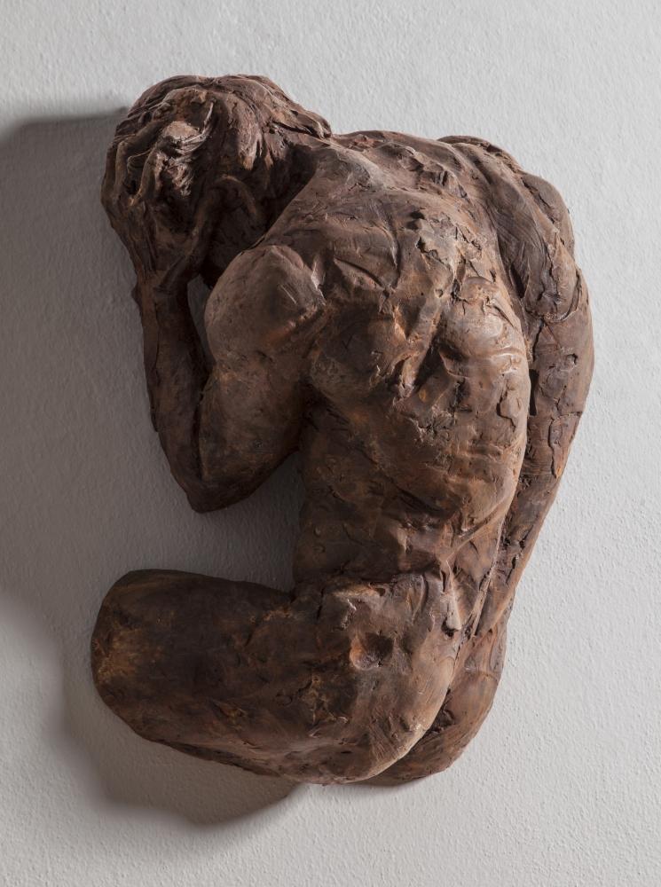 La Tempesta,  2014, edition 7+3, bronze, 60x45x27 cm
